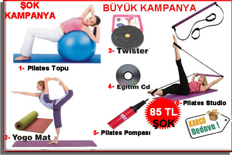 Portable-Pilates-Studio-kampanyasi