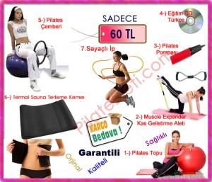 7'lı Pilates Seti