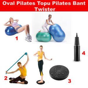 oval-elips-pilates-topu-twister-pilates-bandı