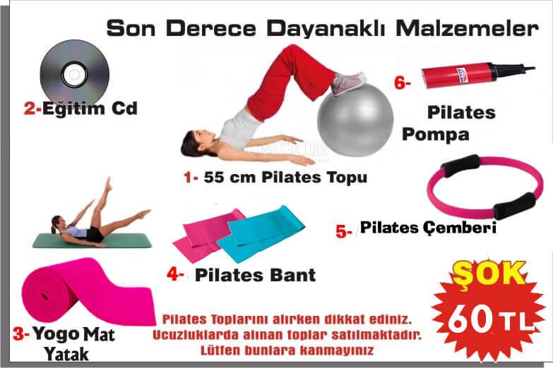 pilates seti kampanya2 Kampanya 2