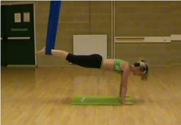 Air Yoga plates Eğzersiz Aleti
