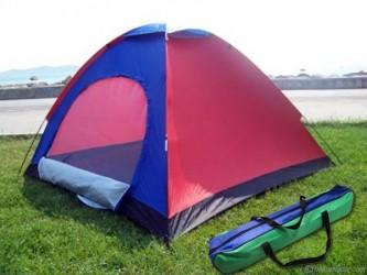 3 kişilik Kamp Çadırı kapıda ödeme