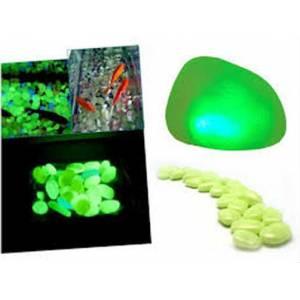 Gece Parlayan Fosforlu Çakıl Taşları-renkleri