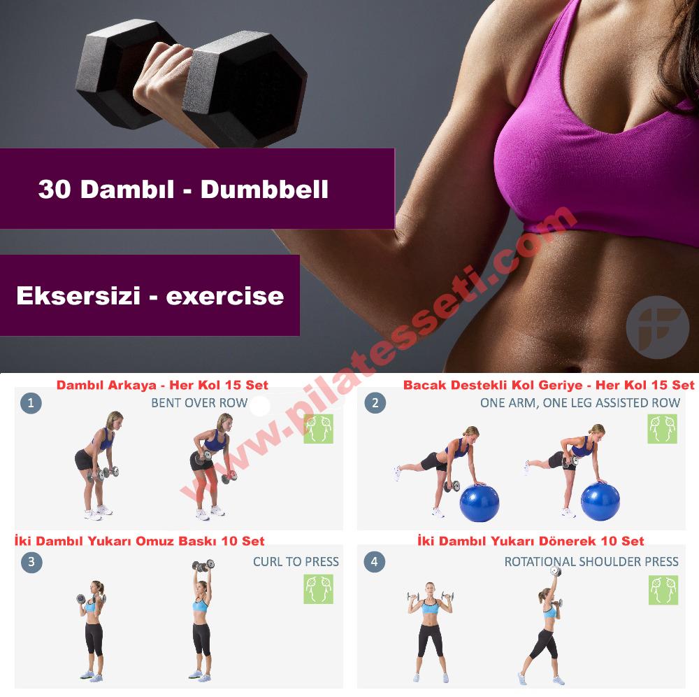 Göğüs Ve Kalça Sıkılaştırma Egzersizleri Resimli Anlatım