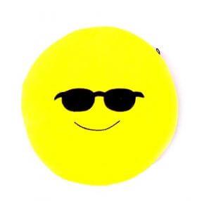 Gözlüklü Emoji Yastık E7 kapıda ödeme